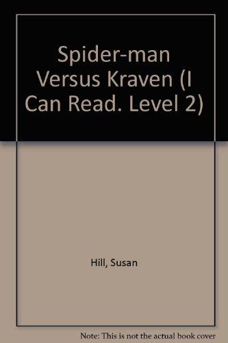 9781442002418: Spider-man Versus Kraven (I Can Read. Level 2)