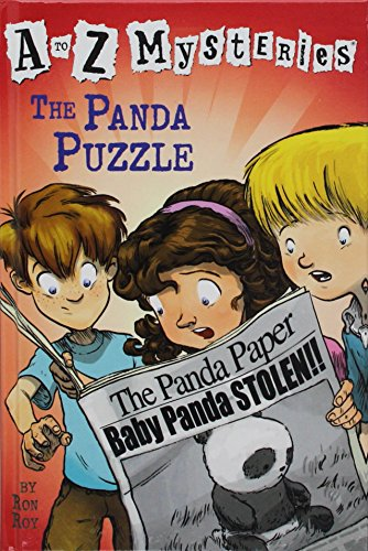 9781442002494: The Panda Puzzle (A to Z Mysteries)