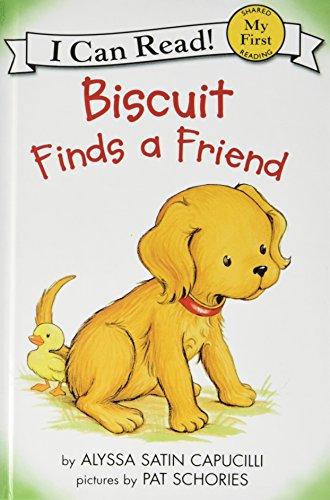 9781442002593: Biscuit Finds a Friend