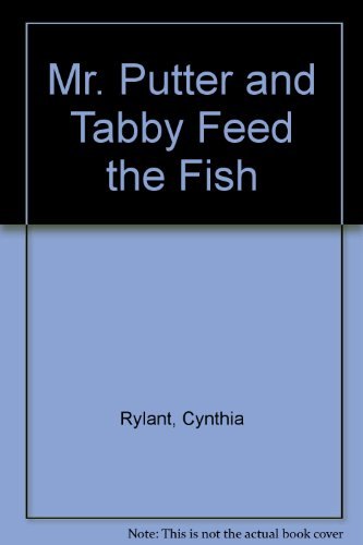 9781442002937: Mr. Putter and Tabby Feed the Fish