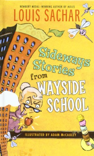 Sideways Stories from Wayside School: Louis Sachar, Julie