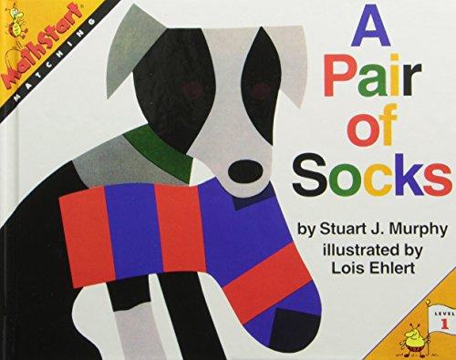 9781442003224: A Pair of Socks (Mathstart Matching)