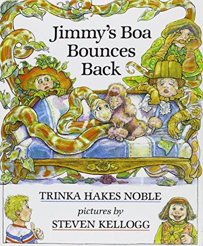 Jimmy's Boa Bounces Back (1442003693) by Noble, Trinka Hakes