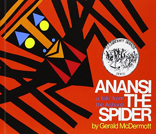 9781442005372: Anansi the Spider: A Tale from the Ashanti (An Owlet Book)