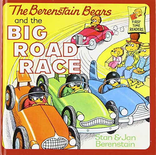 9781442005426: The Berenstain Bears and the Big Road Race (First Time Readers)