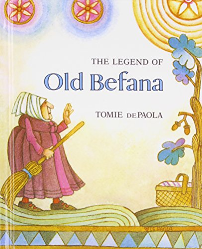 9781442005488: The Legend of Old Befana: An Italian Christmas Story
