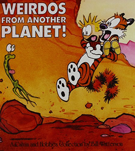 9781442005624: Weirdos from Another Planet: A Calvin and Hobbes Collection