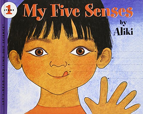 9781442005723: My Five Senses (Let's Read and Find Out)