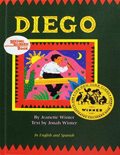 9781442006126: Diego (Reading Rainbow Book)