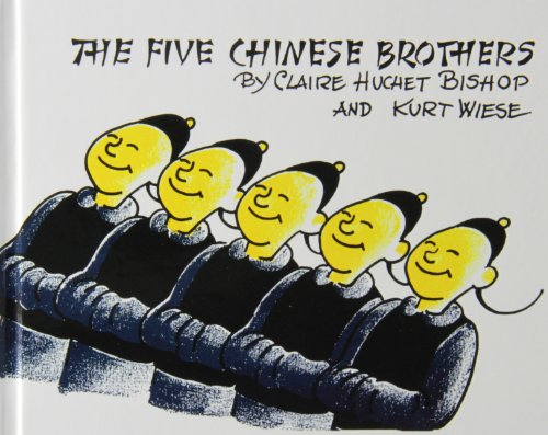 The Five Chinese Brothers (Paperstar): Claire Huchet Bishop, Kurt Wiese
