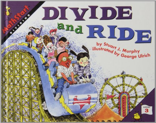 9781442006485: Divide and Ride (Mathstart)