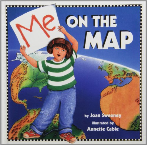 9781442006812: Me on the Map (Dragonfly Books)