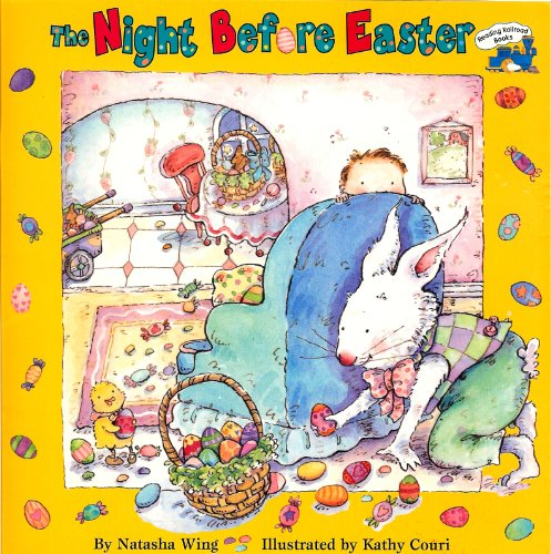 9781442006966: The Night Before Easter (All Aboard Books)