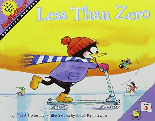 Less Than Zero (Mathstart): Stuart J. Murphy