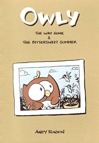 9781442007871: Owly: The Way Home & the Bittersweet Summer