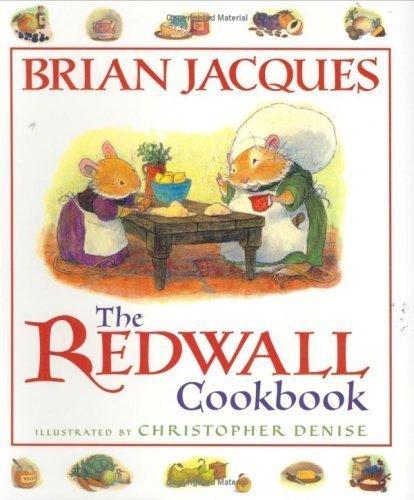 9781442008038: The Redwall Cookbook (Redwall Companion Books)