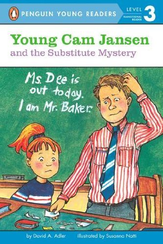 9781442042889: Young Cam Jansen and the Substitute Mystery