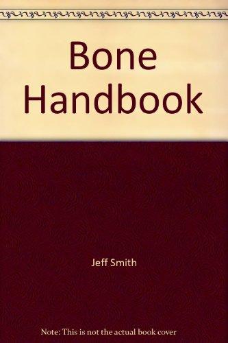 9781442084254: Bone Handbook by Jeff Smith (2010, Paperback, Reprint)