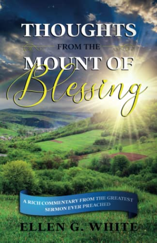 9781442108363: Thoughts From The Mount Of Blessing