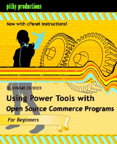 9781442108646: Showme Guides Using Power Tools With Open Source Commerce Programs: Including Oscommerce, Cre Loaded, Magento, Zen Cart, Oscmax, Cube Cart, And More