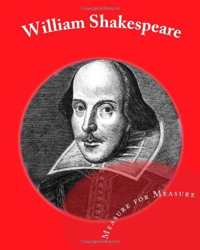 William Shakespeare: Measure for Measure (1442120312) by Shakespeare, William; Thomas, Tom