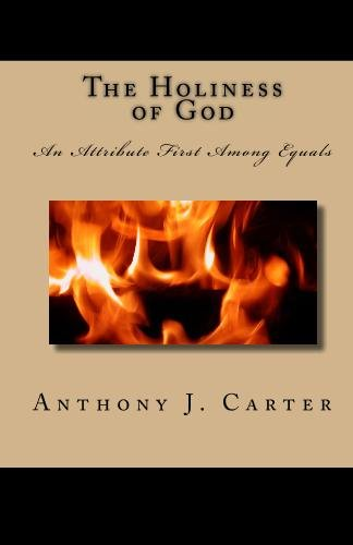 9781442122796: The Holiness of God: An Attribute First Among Equals
