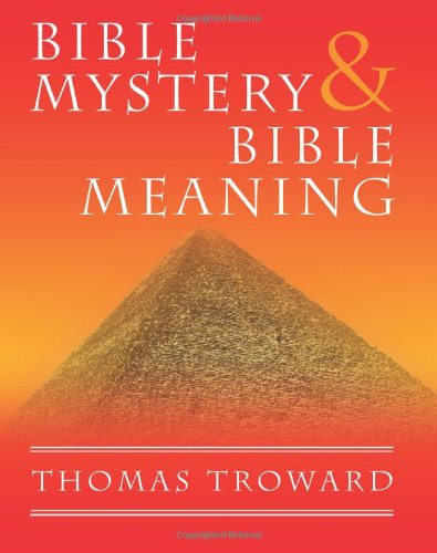 9781442136878: Bible Mystery and Bible Meaning