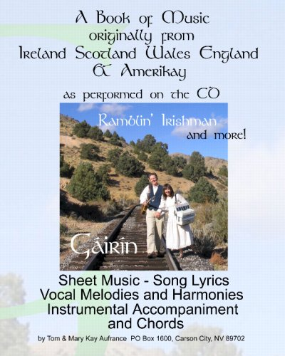 Ramblin Irishman: 23 Music Scores Originally from: Mary Kay Aufrance,