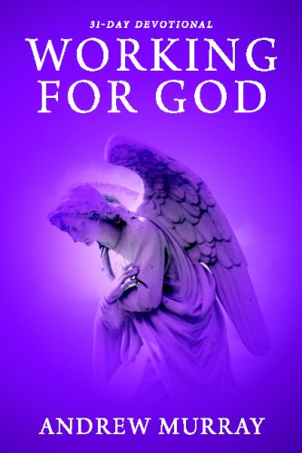 Working for God (9781442150928) by Murray, Andrew