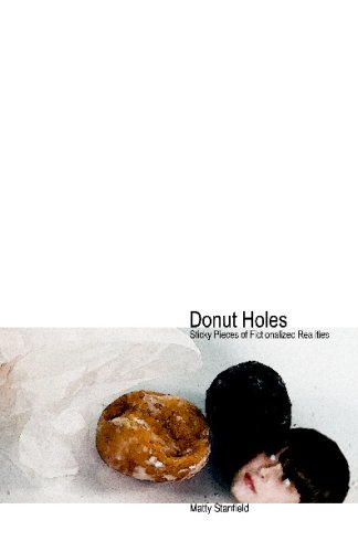 9781442151918: Donut Holes: Sticky Pieces of Fictionalized Realities