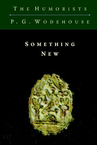 Something New: Wodehouse, P. G.
