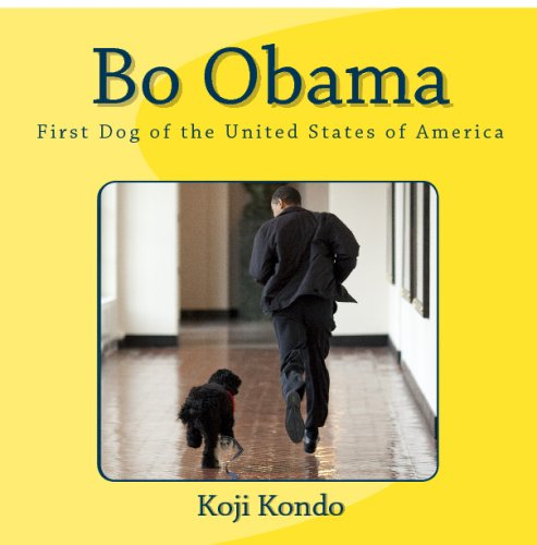 9781442156449: Bo Obama: First Dog of the United States of America