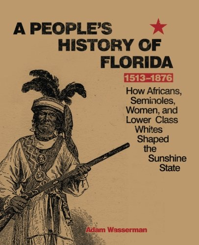 9781442167094: A People's History of Florida 1513-1876: How Africans, Seminoles, Women, and Lower Class Whites Shaped the Sunshine State