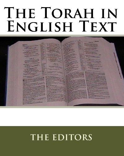 9781442167148: The Torah in English Text