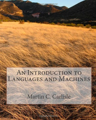 9781442172401: An Introduction to Languages and Machines