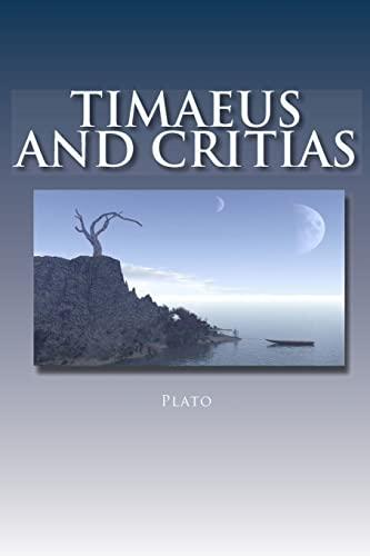 9781442181168: Timaeus and Critias
