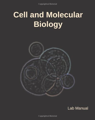 9781442196094 cell and molecular biology lab manual abebooks rh abebooks co uk molecular biology lab manual pdf human molecular biology laboratory manual