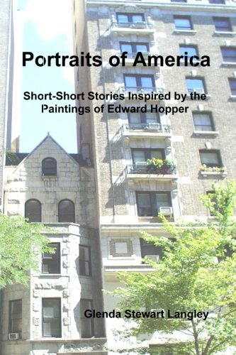 Portraits of America: Short-Short Stories Inspired by the Paintings of Edward Hopper: Glenda ...