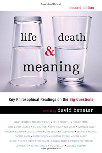 9781442201699: Life, Death, and Meaning: Key Philosophical Readings on the Big Questions