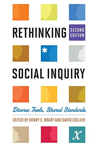 9781442203440: Rethinking Social Inquiry: Diverse Tools, Shared Standards