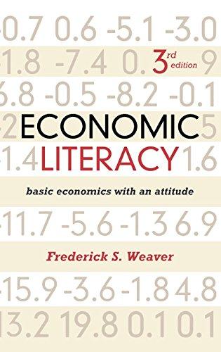 9781442204218: Economic Literacy: Basic Economics with an Attitude