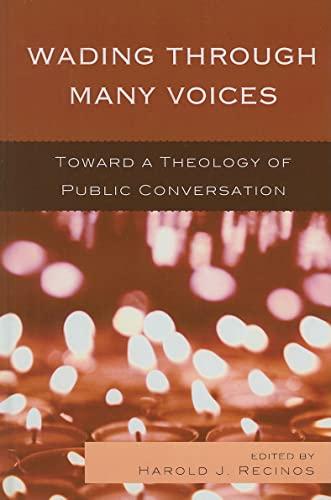 Wading Through Many Voices: Toward a Theology of Public Conversation (Hardback)