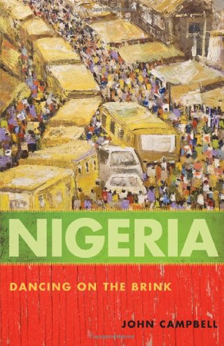 9781442206892: Nigeria: Dancing on the Brink (Council on Foreign Relations Books)