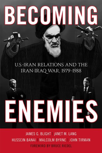 9781442208308: Becoming Enemies: U.S.-Iran Relations and the Iran-Iraq War, 1979–1988
