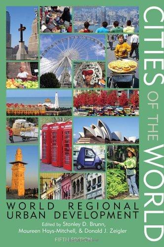 9781442212848: Cities of the World: World Regional Urban Development