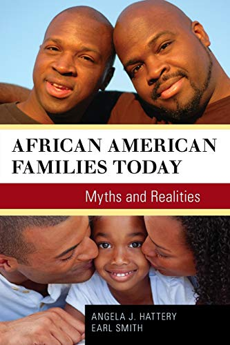 9781442213975: African American Families Today: Myths and Realities