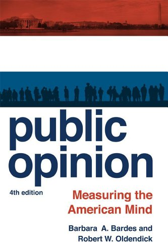 9781442215016: Public Opinion: Measuring the American Mind