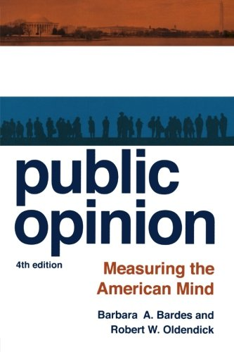 9781442215023: Public Opinion: Measuring the American Mind