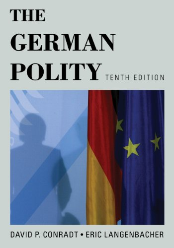 9781442216440: The German Polity