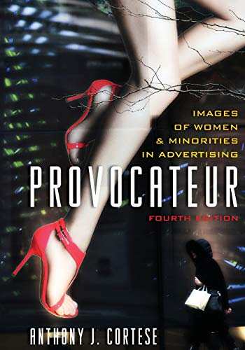 9781442217218: Provocateur: Images of Women and Minorities in Advertising